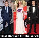 Best Dressed Of The Week - Hilary Swank In Giambattista Valli Couture, Tom Hiddleston In Polo Ralph Lauren & Michael Fassbender In Thom Sweeney