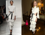 Cate Blanchett In  Proenza Schouler - The Academy Of Motion Pictures Arts & Sciences New Members Reception
