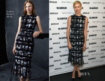 Charlize Theron In Erdem - 'The Power Of An Educated Girl' Panel