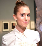 Allison Williams in Monse