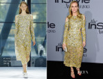 Diane Kruger In Preen - 2015 InStyle Awards
