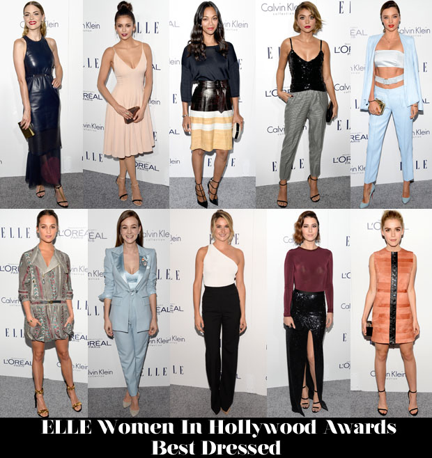 ELLE Women In Hollywood Awards