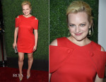 Elisabeth Moss In Osman - 'Truth' LA Screening