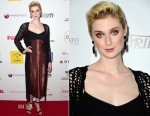 Elizabeth Debicki In Miu Miu -  4th Annual Australians In Film Awards Benefit Dinner and Gala
