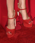 Lady Gaga's Brian Atwood shoes