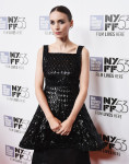 Rooney Mara in Chanel Couture
