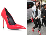 Hailee Steinfeld's Kurt Geiger London 'Britton' Pumps