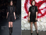 Jena Malone In Valentino - Stand With the Mockingjay Samsung Event