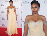 Jennifer Hudson In Prabal Gurung - 2015 New York City Ballet Fall Gala