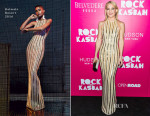Kate Hudson In Balmain - 'Rock The Kasbah' New York Premiere