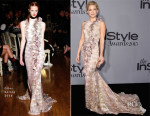 Kate Hudson In Giles - 2015 InStyle Awards