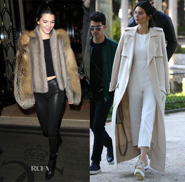 Kendall Jenner Paris 2
