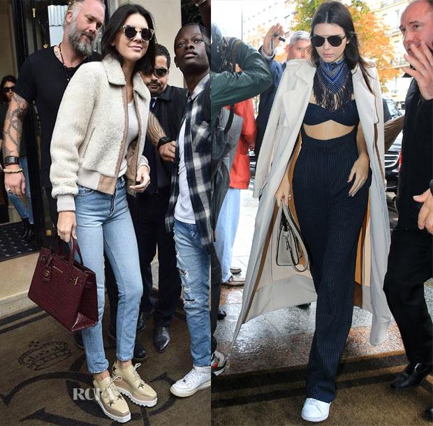 Kendall Jenner Paris 4