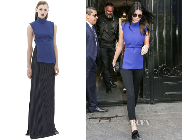 Kendall Jenner's Solace London Kusama Top