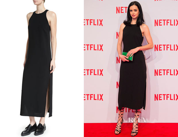 Krysten Ritter's Elizabeth and James Indra Dress