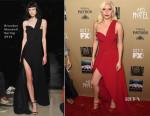 Lady Gaga In Brandon Maxwell - 'American Horror Story: Hotel' LA Premiere