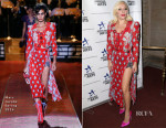 Lady Gaga In Marc Jacobs - 2015 National Arts Awards