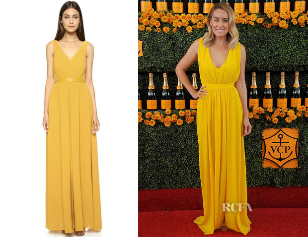 Lauren Conrad's Saloni Renee Dress