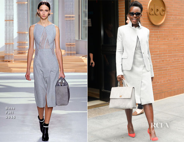 Lupita Nyong'o In BOSS - The View