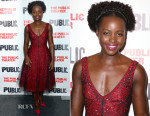 Lupita Nyong'o In Christian Dior - 'Eclipsed' Opening Night