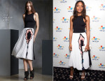 Naomie Harris In Issa - Croatia 'Full of Life' Floating Island Party
