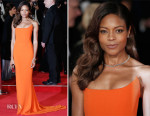 Naomie Harris In Stella McCartney - 'Spectre' London Premiere