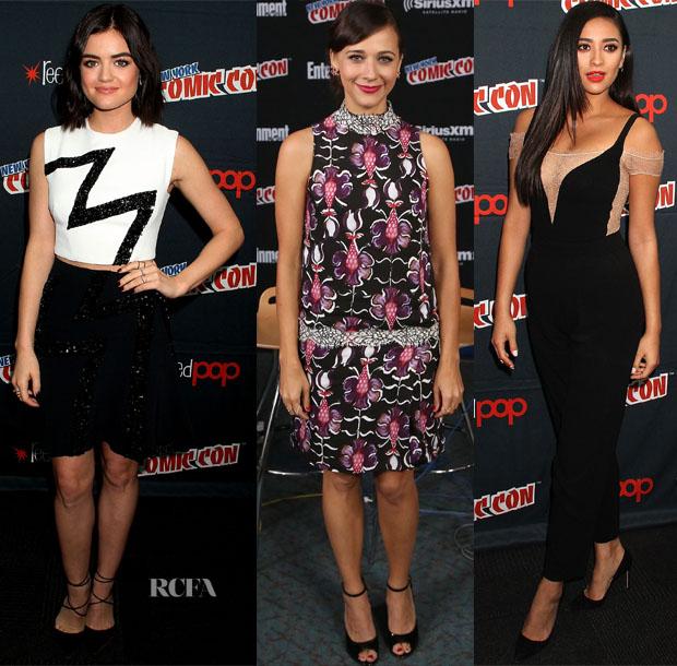 New York Comic-Con 2015 Highlights