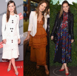 Olivia Wilde In Peter Pilotto, Self-Portrait & Valentino - Savannah Film Festival & 10th Anniversary Lunchbox Fund Benefit Event