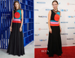 Olivia Wilde In Roksanda - Headstrong's Projects 3rd Annual Words Of War Event