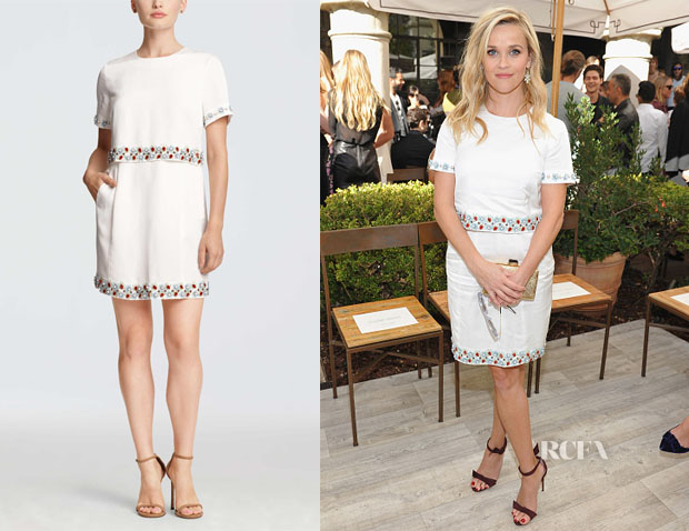 Reese Witherspoon's Draper James Collection Jeweled Dress