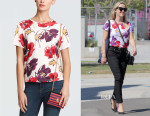 Reese Witherspoon's Draper James Short Sleeve Graphic Tee