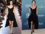Rosie Huntington-Whiteley In Stella McCartney - Variety's Power Of Women Luncheon