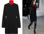 Selena Gomez' Edun   Ribbed-knit turtleneck tunic