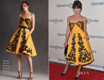 Selma Blair In Oscar de la Renta - Operation Smile's 2015 Smile Gala