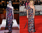 Sienna Miller In Marc Jacobs - 'Burnt' London Premiere