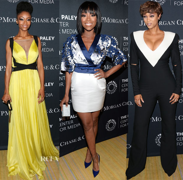 The Paley Center For Media's Tribute To African-American Achievements In Television