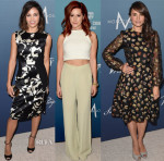 Variety's Power Of Women Luncheon Red Carpet Roundup 3