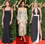 2015 British Fashion Awards Red Carpet Roundup