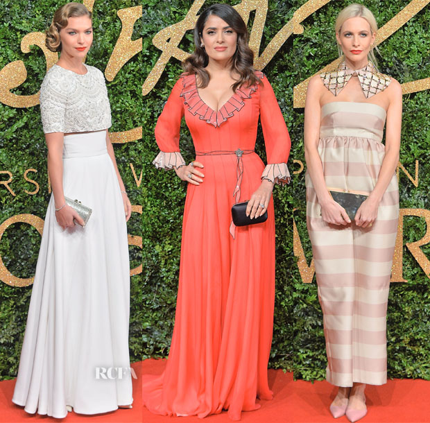 2015 British Fashion Awards Red Carpet Roundup 2
