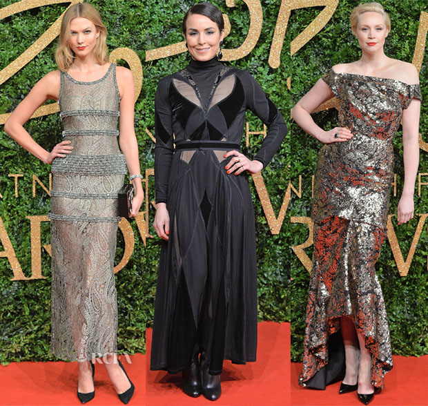 2015 British Fashion Awards Red Carpet Roundup 5