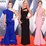 2015 CMA Awards Red Carpet Roundup