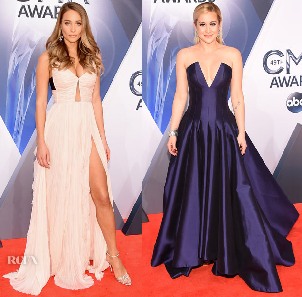 2015 CMA Awards Red Carpet Roundup 3