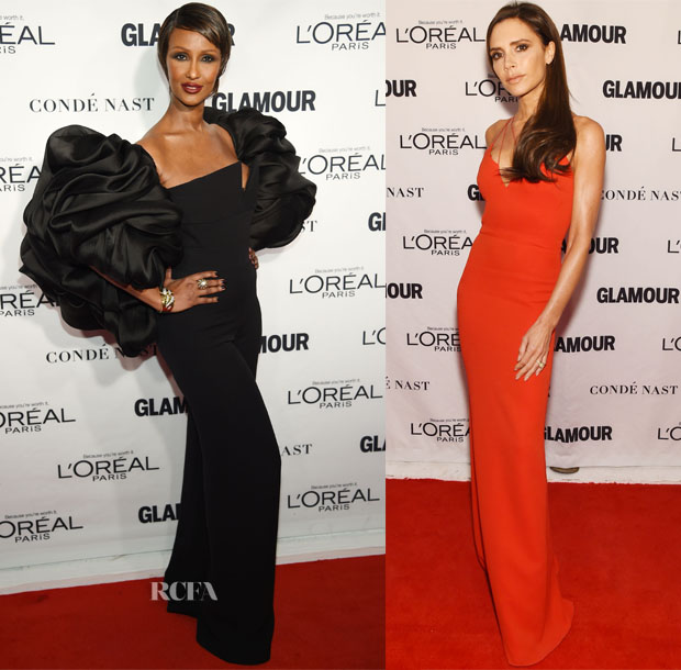 2015 glamour women of the year awards red carpet roundup. Black Bedroom Furniture Sets. Home Design Ideas