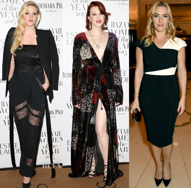 2015 Harper's Bazaar Women of the Year Awards Red Carpet Roundup 2