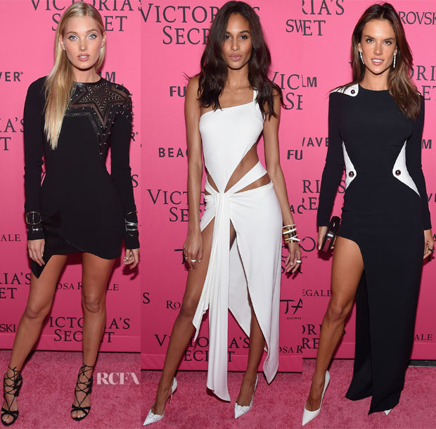 2015 Victoria\'s Secret Fashion Show After Party - Red Carpet Fashion ...