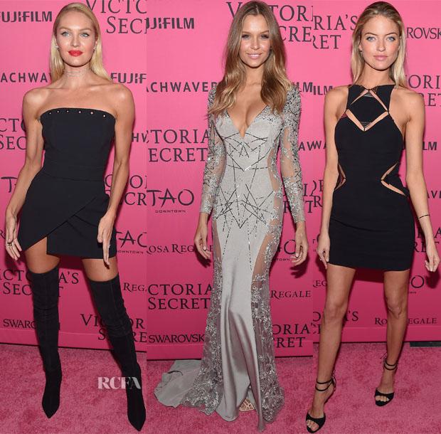 2015 Victoria's Secret Fashion Show After Party 7