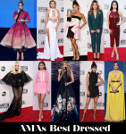 AMAs best dressed