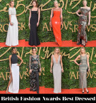 Who Was Your Best Dressed At The 2015 British Fashion Awards?