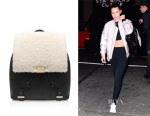 Bella Hadid's Kurt Geiger London Charlie Backpack