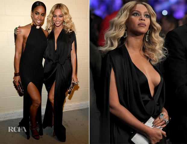 Beyonce Knowles In Michael Costello - Miguel Cotto v Canelo Alvarez Fight